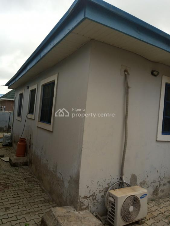 a Beautifully Finished 3 Bedroom Bungalow, Efab Global Estate, Idu Industrial, Abuja, Detached Bungalow for Sale