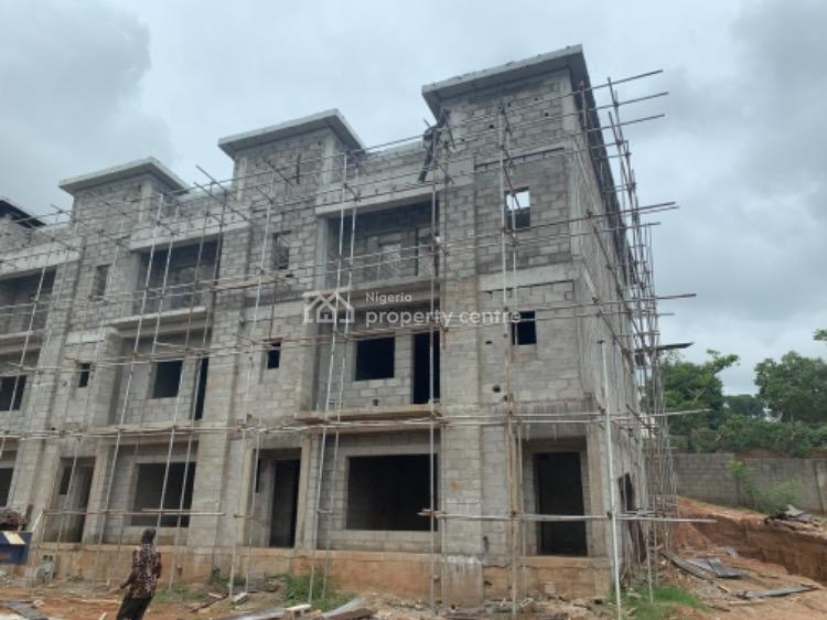 4 Bedrooms Terraced Duplex, Katampe (main), Katampe, Abuja, Terraced Duplex for Sale