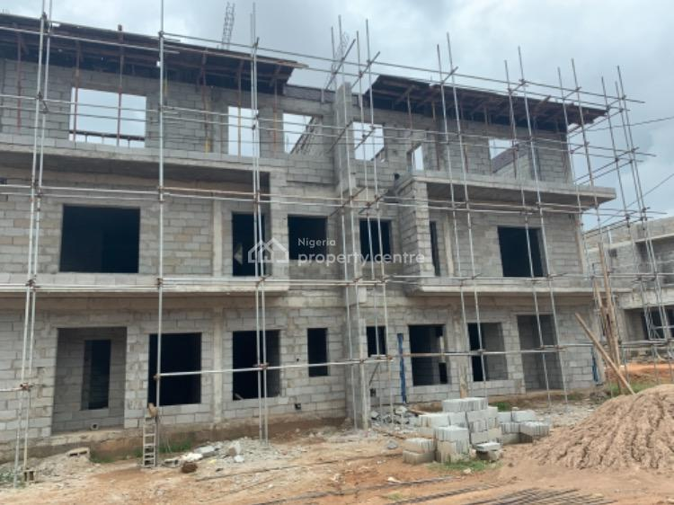 5 Bedrooms Semi Detached Duplex, Katampe (main), Katampe, Abuja, Semi-detached Bungalow for Sale