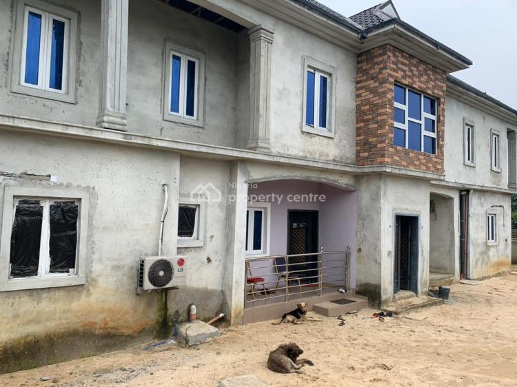 Block of 3, 2 and 1 Bedroom Flat, Nta Road, Uzuoba, Port Harcourt, Rivers, Block of Flats for Sale