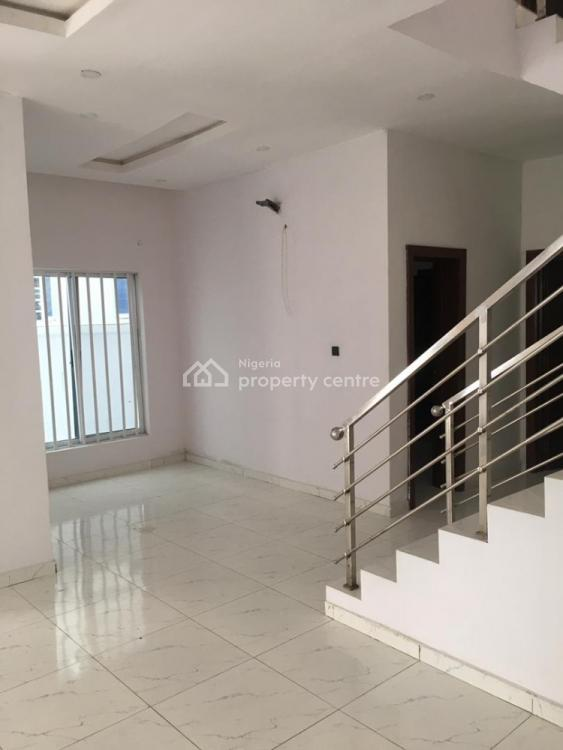 Brand Newly Built 4 Bedrooms Semi Detached Duplex with Bq, Oral Estate, Lekki Phase 2, Lekki, Lagos, Semi-detached Duplex for Rent
