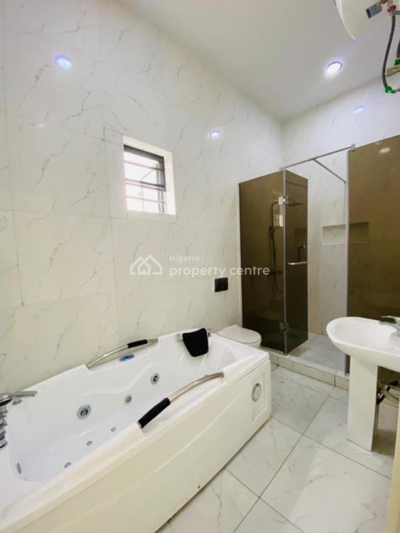 5 Bedrooms Semi Detached Duplex with a Room Bq, Orchid, Lekki, Lagos, Semi-detached Duplex for Sale