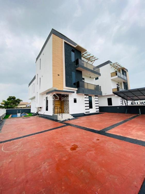 5 Bedrooms Fully Detached Duplex with a Room Bq, Orchid, Lekki, Lagos, Detached Duplex for Sale