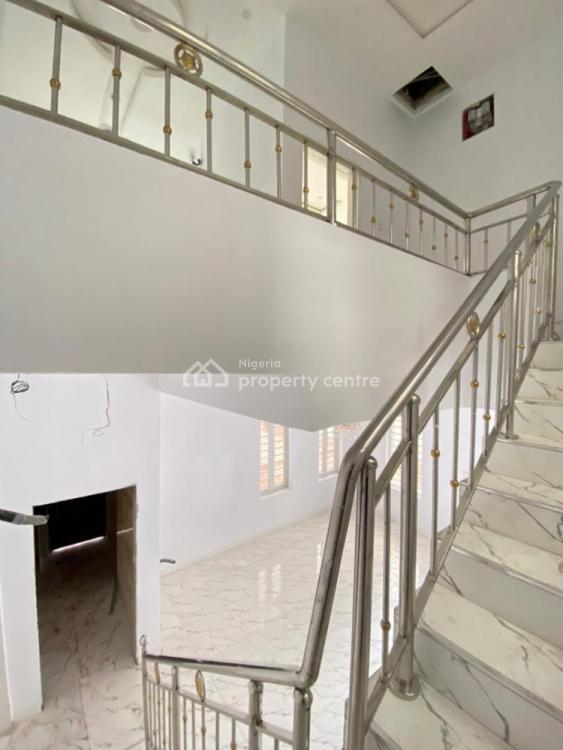 Luxury 4 Bedroom Fully Detached Duplex, By 2nd Toll Gate, Lekki Expressway, Lekki, Lagos, Detached Duplex for Sale