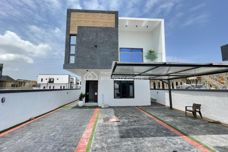 Tastefully Finished and Spacious 5 Bedroom Detached House with Bq, Ajah, Lagos, Detached Duplex for Sale