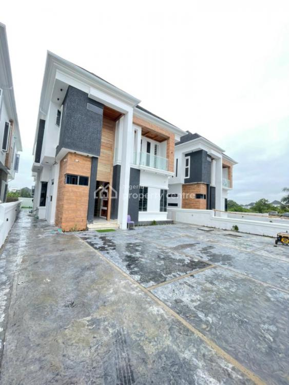 Glorious Spacious Spacious 5 Bedroom Fully Detached Duplex with Swimming Pool, Lekki, Lagos, Detached Duplex for Sale