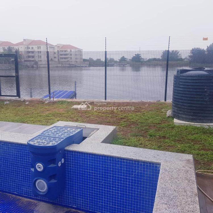 Waterfront 5 Bedrooms Detached House + Jetty + Pool, Ikoyi, Lagos, Detached Duplex for Sale