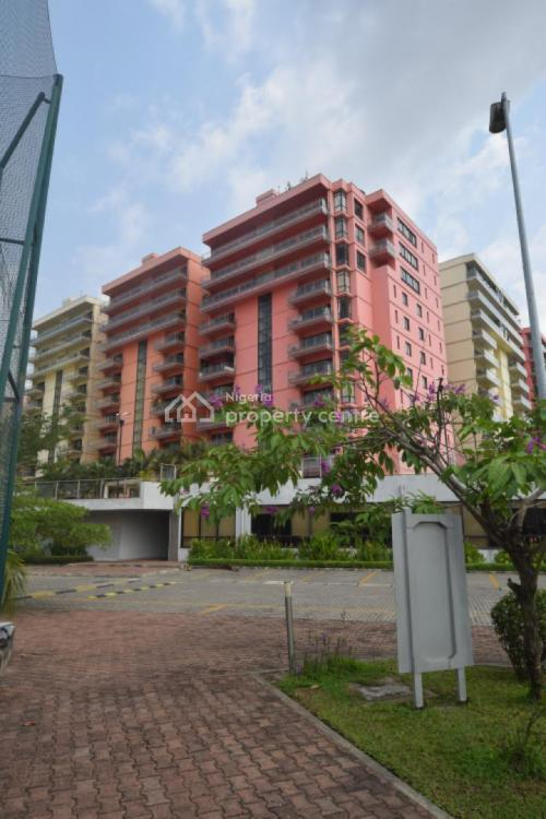 Luxury 4 Bedroom Apartments, Ocean Parade, Block N, Banana Island, Ikoyi, Lagos, Flat / Apartment for Rent