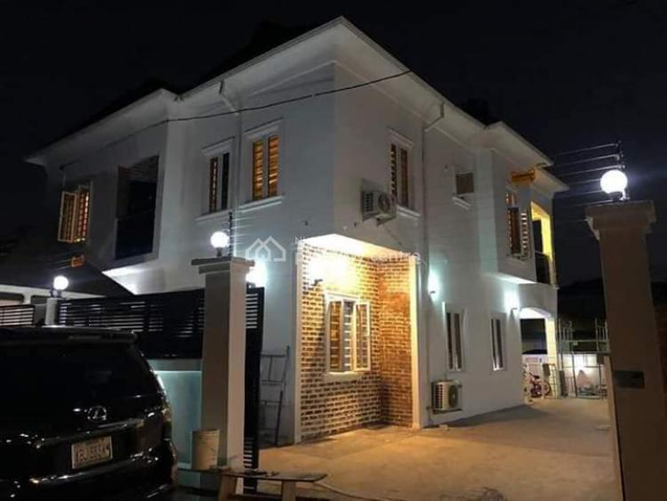 Luxury 5 Bedroom Fully Detached Duplex with 2 Bq in a Serene Estate, Lbs Area, Ajah, Lagos, Detached Duplex for Sale