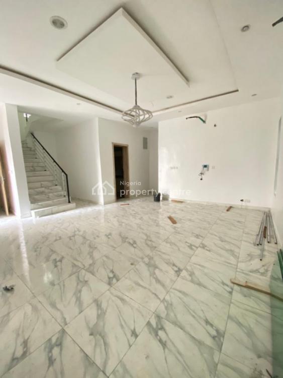 5 Bedroom Fully Detached Duplex with 1 Room Bq, Idado, Lekki, Lagos, Detached Duplex for Sale