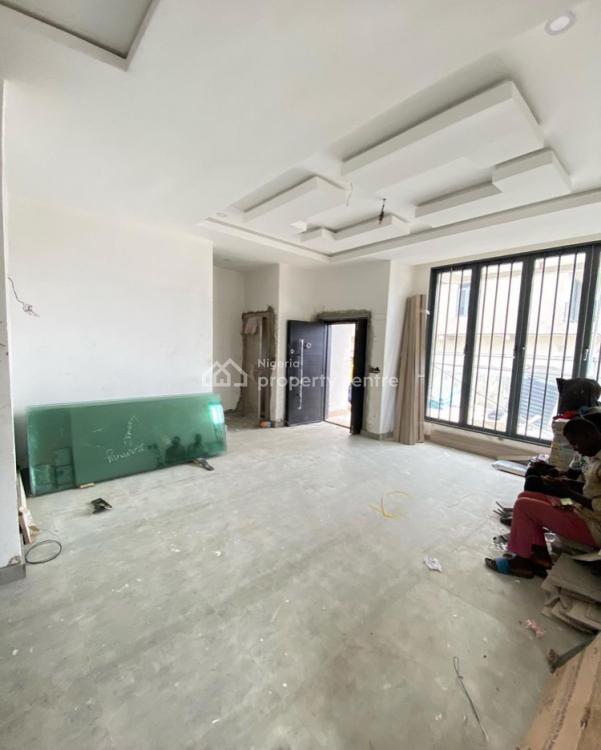 4 Bedroom Terrace Duplex with Bq, Right Hand Side, Lekki Phase 1, Lekki, Lagos, Detached Duplex for Sale