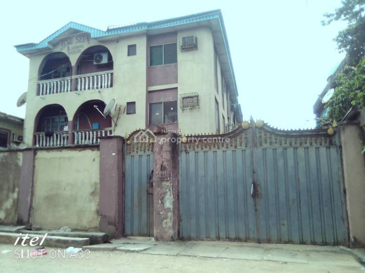 Relatively New 6nos 3-bedroom Flats All Rooms Ensuite, Akilo, Ogba, Ikeja, Lagos, Block of Flats for Sale