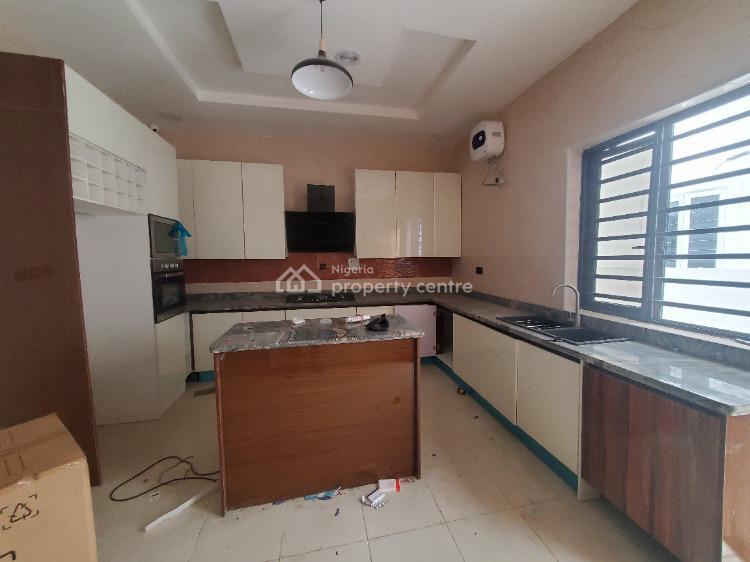 Contemporary 5 Bedroom Fully Detached Duplex with Bq, Osapa, Lekki, Lagos, Detached Duplex for Rent