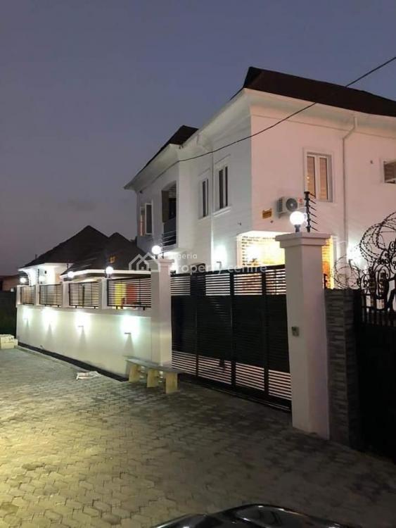 Furnished 4 Bedroom Detached Duplex in an Estate, Opposite Lagos Business School, Sangotedo, Ajah, Lagos, Detached Duplex for Sale