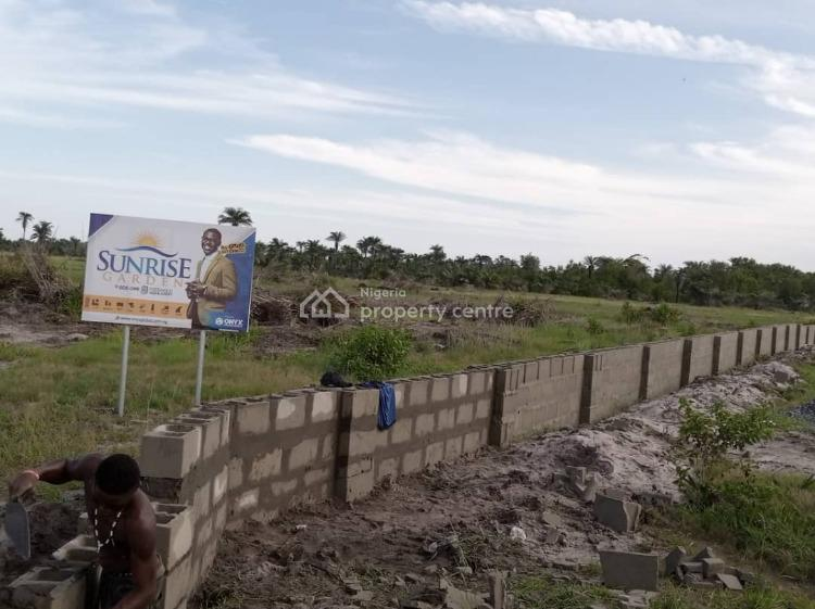 Very Affordable Freehold Lands Almost Sold-out, Shares Neighbourhood with La Campagne Tropicana, Ode Omi, Ibeju Lekki, Lagos, Mixed-use Land for Sale