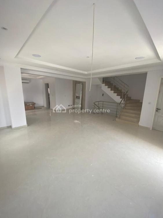 Newly Built 5 Bedroom Semi-detached Duplex with a Bq;, Parkview, Ikoyi, Lagos, Semi-detached Duplex for Rent