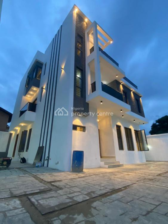 Brand New 5 Bedroom Luxury Detached House, Omole Phase 1, Ikeja, Lagos, Detached Duplex for Sale