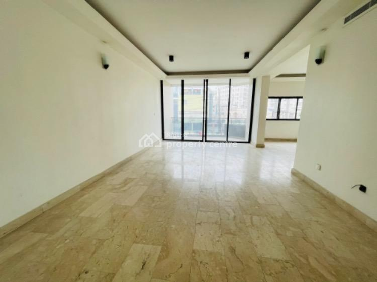 Luxury 3 Bedroom Flat with a Room Bq, Victoria Island (vi), Lagos, Flat / Apartment for Rent