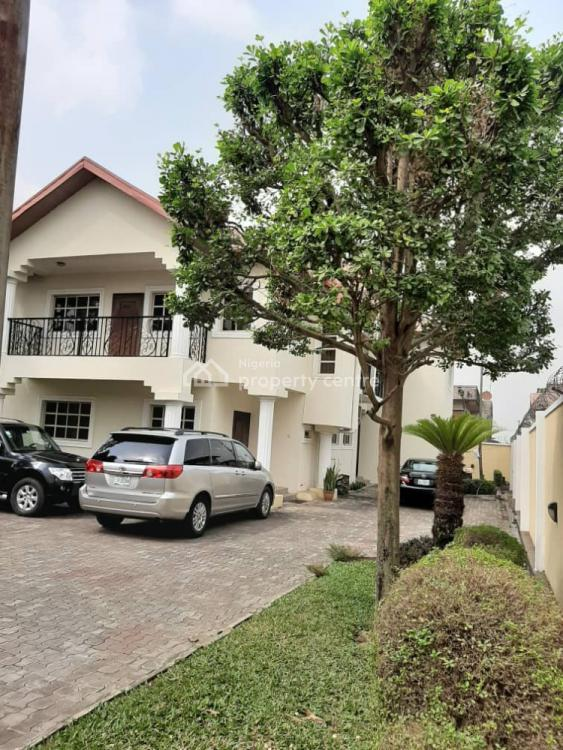 a Spacious & Neat 5 Bedroom Duplex, Selling with Every Items in It, Off Isheri Road, Ojudu, Ikeja, Lagos, Detached Duplex for Sale