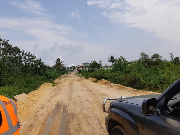 Fast Developing Estate, Dcoral Estate Just 5 Minutes From Amen Estate, Ibeju Lekki, Lagos, Residential Land for Sale