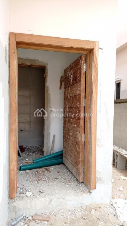 Spacious & Affordable Semi Detached Duplex in a Mini-estate, 2nd Toll-gate, Ikota, Lekki, Lagos, Semi-detached Duplex for Sale