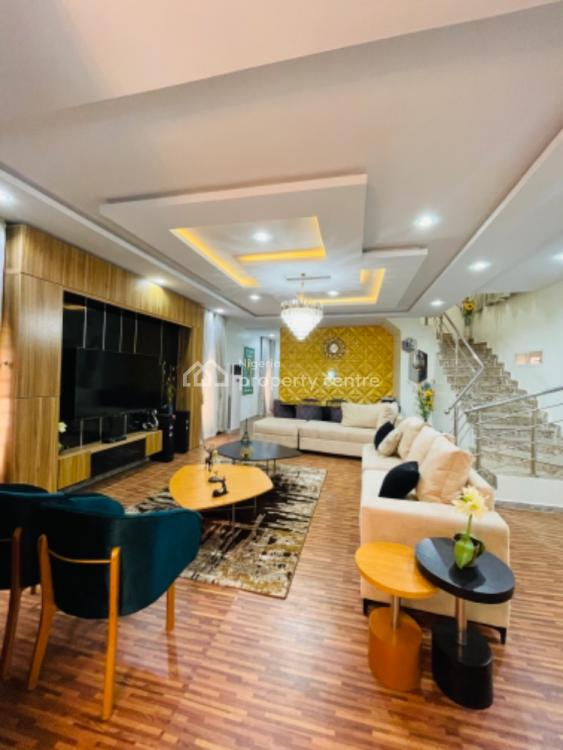 Luxury 4 Bedroom Fully Detached House Nestled Within an Estate, Ajah, Lagos, Detached Duplex for Sale