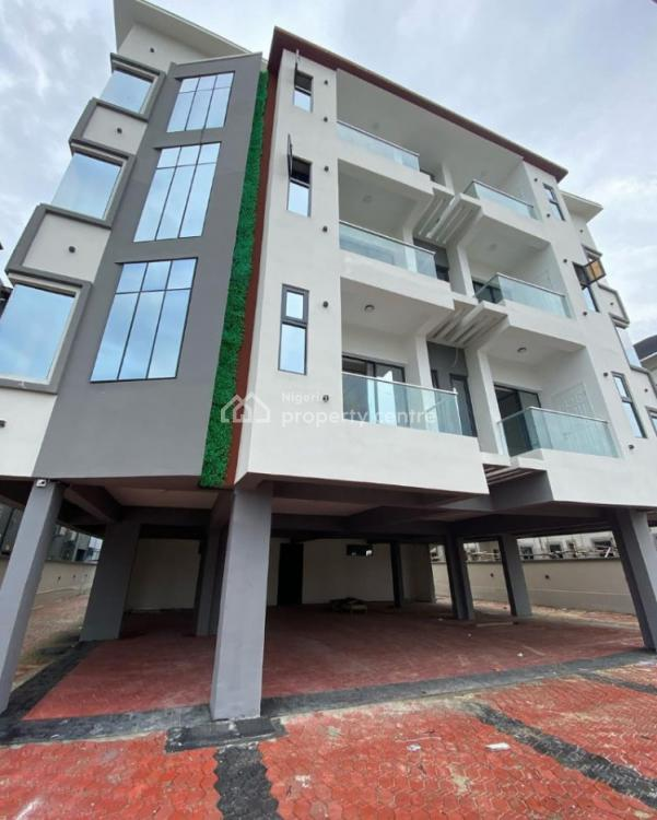 Spacious 2 Bedroom Flat, Ikate Elegushi, Lekki, Lagos, Flat / Apartment for Sale