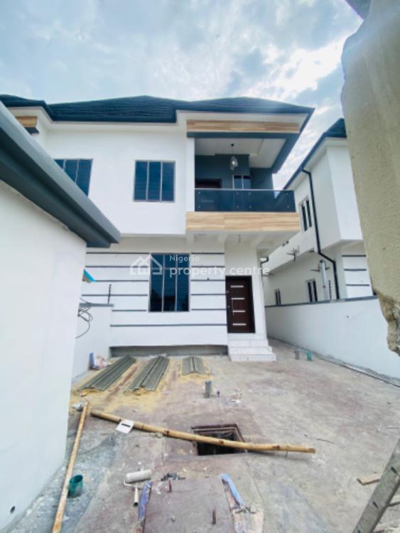 4 Bedroom Semi Detached Duplex with a Room Bq, Ikota, Lekki, Lagos, Semi-detached Duplex for Sale