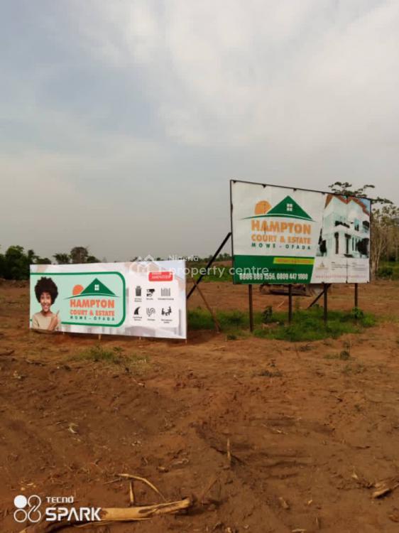 Land, Hampton Estate, Mowe Ofada, Ogun, Residential Land for Sale