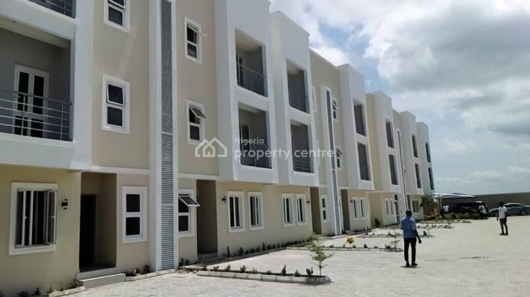 Brand New 4 Bedroom Terrace Duplex, Lekki, Lagos, Terraced Duplex for Rent