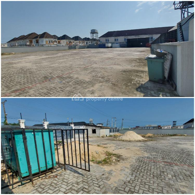 Premium Land, Directly on Orchid Road, Lekki, Lagos, Land for Sale