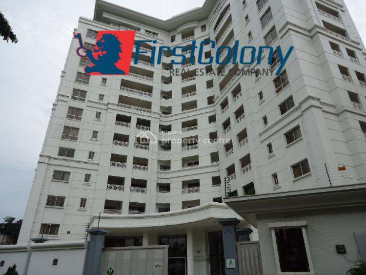 Luxury 2 Bedroom Apartment with State-of-the-art Facilities, Off Bourdillon Road, Old Ikoyi, Ikoyi, Lagos, Flat / Apartment for Rent