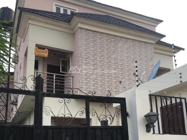 3 Storey 4 Bedroom Semi Detached Duplex Selling for Half The Market Price, Bakare Estate, Agungi, Lekki, Lagos, Semi-detached Duplex for Sale