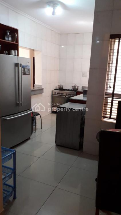 Luxury 3 Bedrooms Apartment, Friends Colony, Agungi, Lekki, Lagos, Flat / Apartment Short Let
