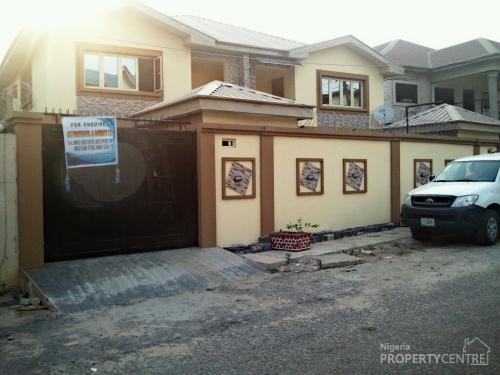 For Rent: 4 Bedroom Detached Duplex With 2 Bedroom Bq