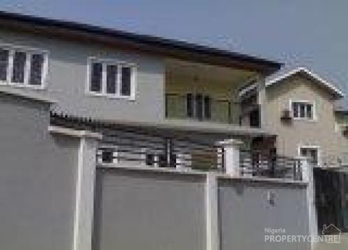 New 4 Bedroom Duplex For Sale, Magodo, Lagos, House For Sale