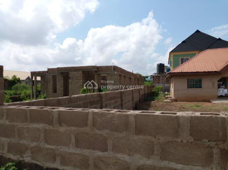 Uncompleted 3 Bedroom Ensuit, Aduralagba Olomore Abeokuta, Abeokuta South, Ogun, Flat / Apartment for Sale