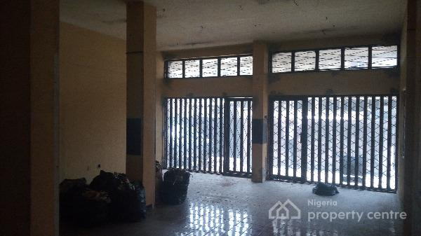 warehouse office space. An Open Plan Mini Warehouse/ Office Space In A Secure Environment , Yaba, Lagos - The Property Concession Company Warehouse