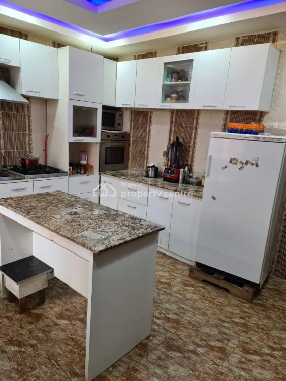 a 4 Bedroom Terrace with a Bq, Ilasan, Ikate, Lekki, Lagos, Terraced Duplex for Sale