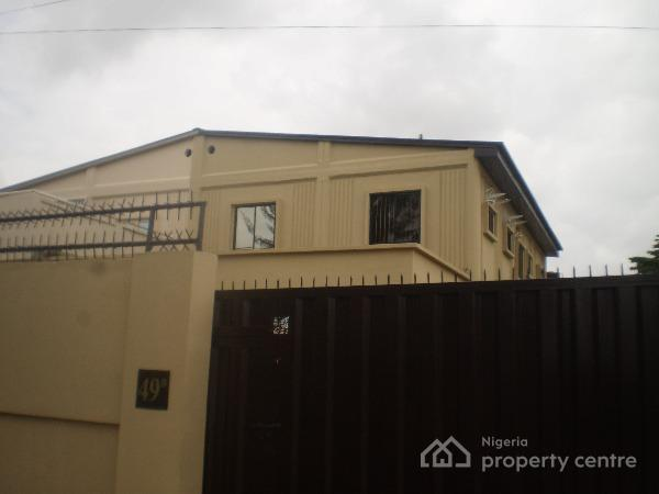 Property in dolphin estate ikoyi lagos nigerian real - 4 bedroom duplex for rent near me ...