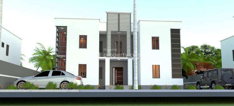 Premium 500m2 Fully Detached Plots, Behind Naval Quarters, Kado, Abuja, Residential Land for Sale