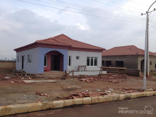 3 bedroom bungalow house for sale mowe ofada ogun hs for Bungalow house for sale