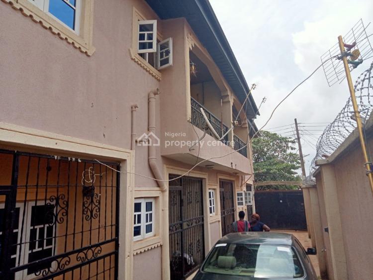Standard Two Bedrooms Flat, Igando, Ikotun, Lagos, Flat / Apartment for Rent