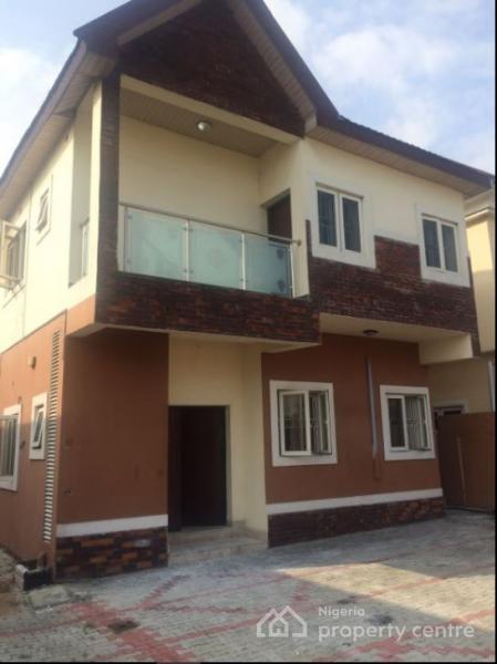 4 bedroom semi detached duplexes for rent in lekki phase 1 - 4 bedroom duplex for rent near me ...