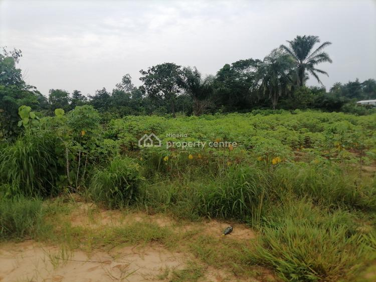 6 Plots of Land, Ohrere-otokutu Road, Ughelli North, Delta, Mixed-use Land for Sale