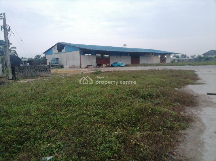 Warehouse, Ughelli- Patani ( East-west) Road, Ughelli North, Delta, Warehouse for Rent