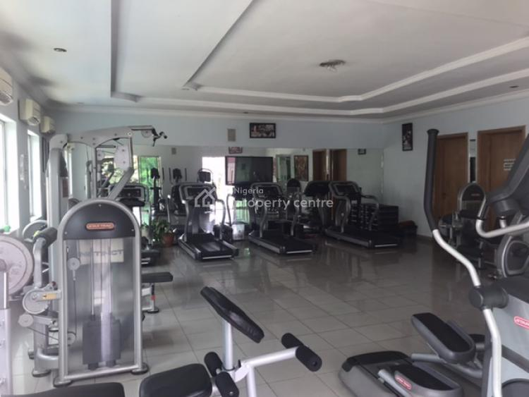 Peaceful Luxury. Fully Serviced 3 Bedrooms Flat with Bq in an Estate, Mabushi, Abuja, Flat / Apartment for Rent