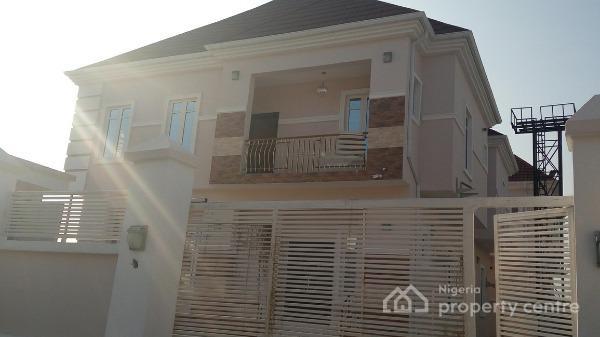 Modern 5 Bedroom Detached Duplex  , Lekki, Lagos, 5 Bedroom House For Sale