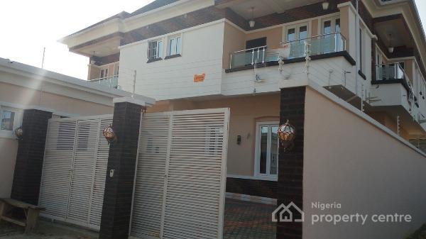 Brand New 5 Bedroom Semi Detached Duplex , Lekki, Lagos, 4 Bedroom House For Sale