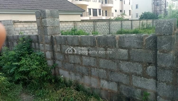 a Fenced Plot, Cedar Crest Road, Apo, Abuja, Land for Sale